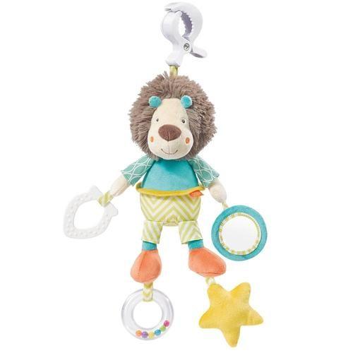 אריה פעילות עם קליפס פן FEHN | צעצועי התפתחות | מוביילים וצעצועי תליה