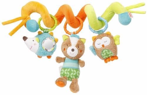 פעלולן ספירלה היער הרדום פן FEHN | צעצועי התפתחות | מוביילים וצעצועי תליה