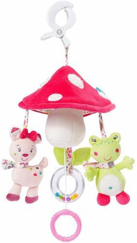 פעלולון פטריה חיות פן FEHN | צעצועי התפתחות | מוביילים וצעצועי תליה