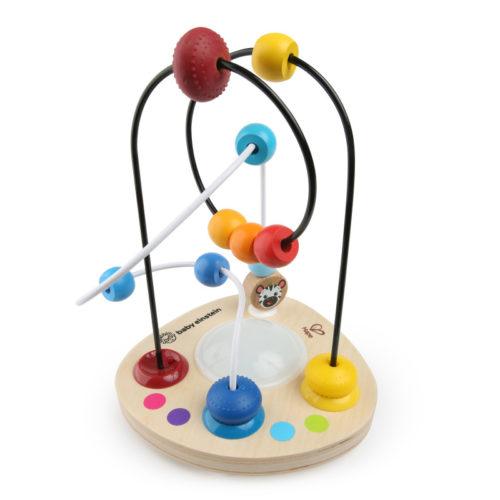 צעצועי התפתחות   מיקסר צבעים מבוך חרוזים HAPE בייבי איינשטיין   BABY EINSTEIN