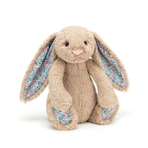 bashful blossem bunnies31 ארנב   בובות   בובות רכות   בובות רעשן   קסטל