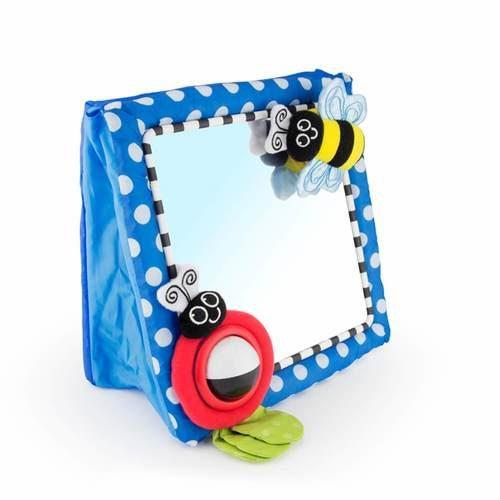 מראה דבורה לרצפה ולמיטה ססי SASSY | צעצועי התפתחות | אחר