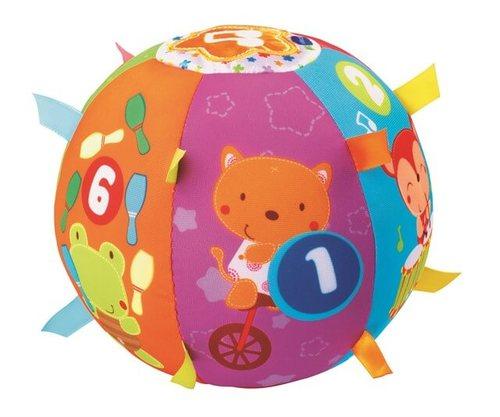 כדור רך מוסיקלי | צעצועי התפתחות | צעצועים מנגנים אלקטרוניים | VTECH