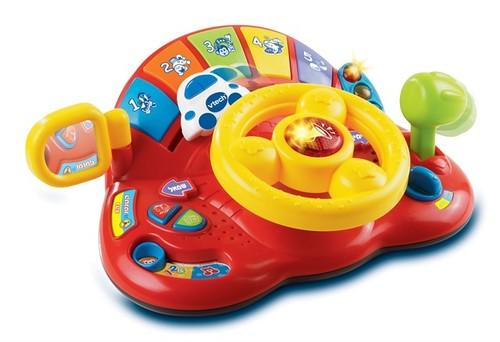 נהג קטנטן - HEB | צעצועי התפתחות | צעצועים מנגנים אלקטרוניים