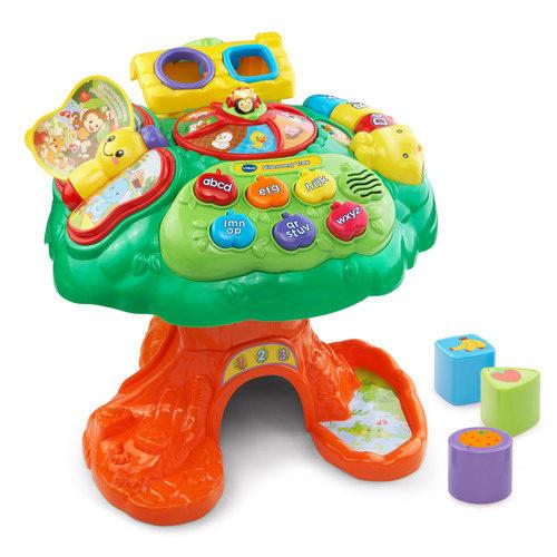 עץ פעילות | צעצועי התפתחות | צעצועים מנגנים אלקטרוניים | VTECH