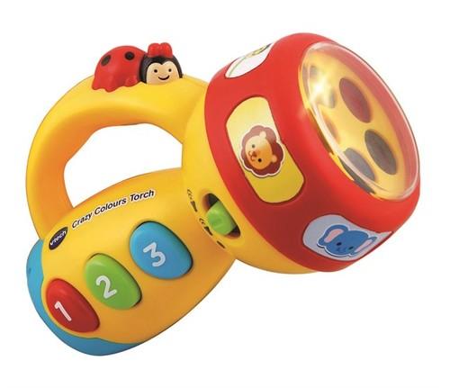 פנס אורות | צעצועי התפתחות | צעצועים מנגנים אלקטרוניים | VTECH