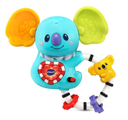 רעשן קואלה | צעצועי התפתחות | רעשנים | צעצועים מנגנים אלקטרוניים | VTECH