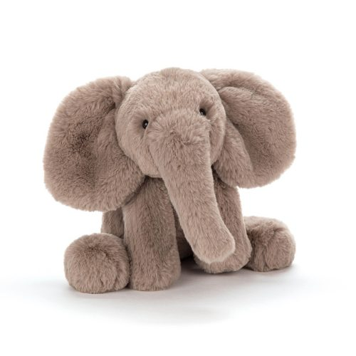 smudge בובת פיל   בובות   בובות רכות   בובה רכה   puffles בובת פיל