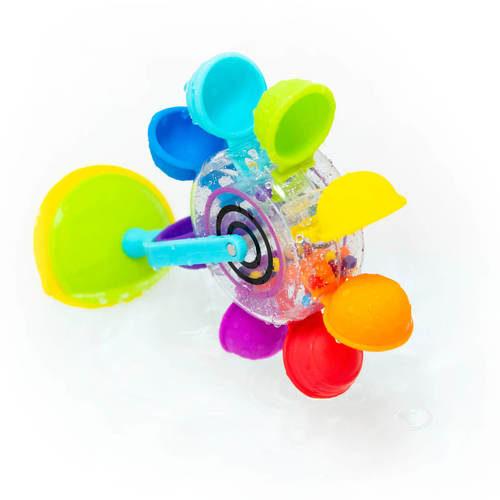 מפל מים מסתחרר נצמד בוואקום ססי SASSY   צעצועי התפתחות   צעצועי אמבטיה