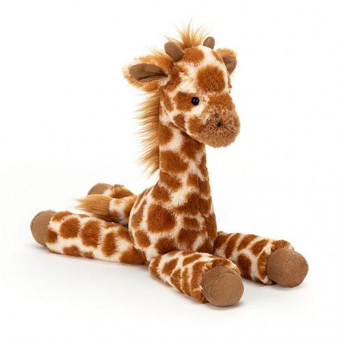 dilllydally giraffe29   בובות רכות   בובות   בובה רכה
